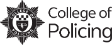 College of Policing logo.